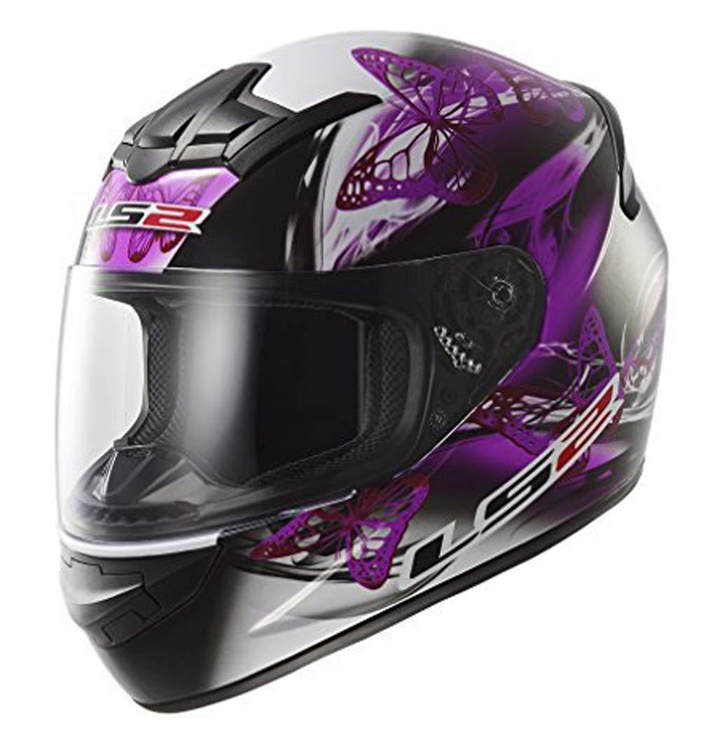 LS2 FF351.38 Flutter Motorcycle Helmet
