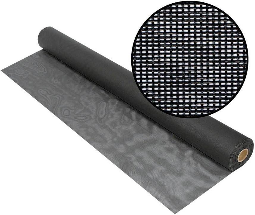 "Phifer 3003865 Solar Insect Screen, 72"" x 100', Charcoal 61DzGbglnELSL1000_"