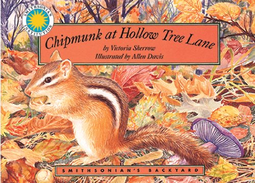 - Chipmunk at Hollow Tree Lane - a Smithsonian's Backyard Book