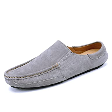 15f0ee412fc754 Image Unavailable. Image not available for. Color  MUMUWU Men s Driving  Penny Loafers ...