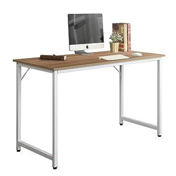 Computertisch Computerschreibtisch Arbeitstisch PC Bürotisch Haus Holz Metall DE