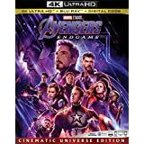 Avengers: Endgame NEW 4K UHD + BLU-RAY + DIGITA Pre-order August Chris Hemsworth +Contact 77nnzar@gmail.com for ORDER