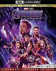 AVENGERS: 4K ENDGAME [Blu-ray]