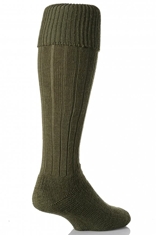 J. Alex Swift Knee Length Wool Rib Walking Socks
