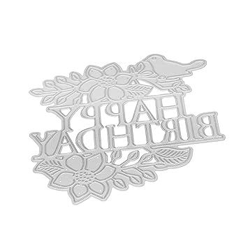 Amazon.com: Topunder Plantilla de metal troquelado para ...