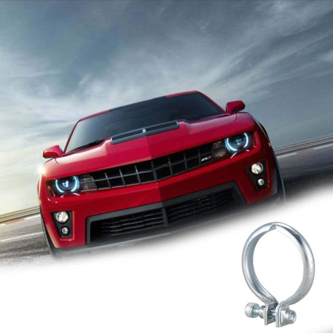 Collare di fissaggio Collare valvola EGR Serracavo Collare per Citroen per Fiat per Ford per Mazda per Peugeot per Volvo per OPA /& colore: argento