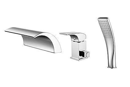 Vasca Da Bagno Di Zinco : Imoebel rubinetto per vasca da bagno set rubinetto miscelatore a