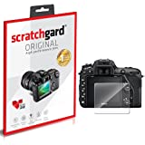 Scratchgard Nikon D7500 Anti-Bubble and Anti-Fingerprint High Definition PET Screen Protector (Clear)