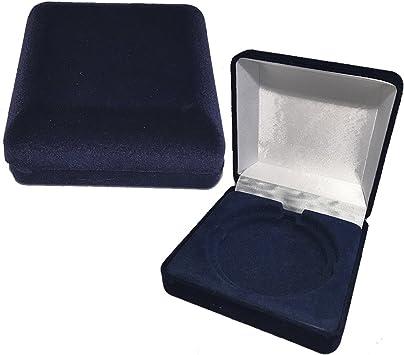 Larius Group Cajas para medallas bzw Orden balue Caja para 70 mm Souvenir: Amazon.es: Deportes y aire libre