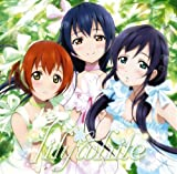 SCHOOL IDOL PROJECT UNIT KIKAKU SINGLE 3 by LILY WHITE(SONODA UMI.HOSHIZORA RIN.TOJO NOZOMI) (2011-07-27)
