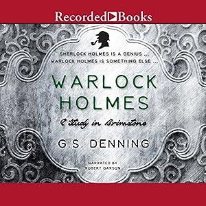 Warlock Holmes Audiobook