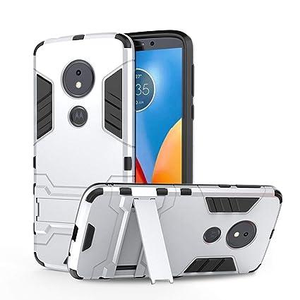 Funda Motorola Moto E5 / Moto G6 Play con Soporte, Silicona ...