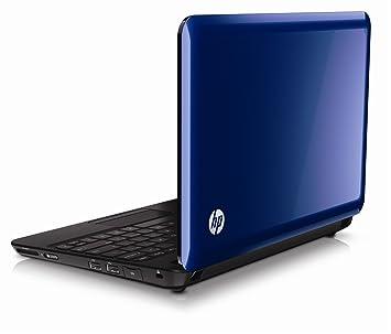 HP Mini 110-3100ss - Ordenador portátil (Netbook, Negro, Azul, Concha