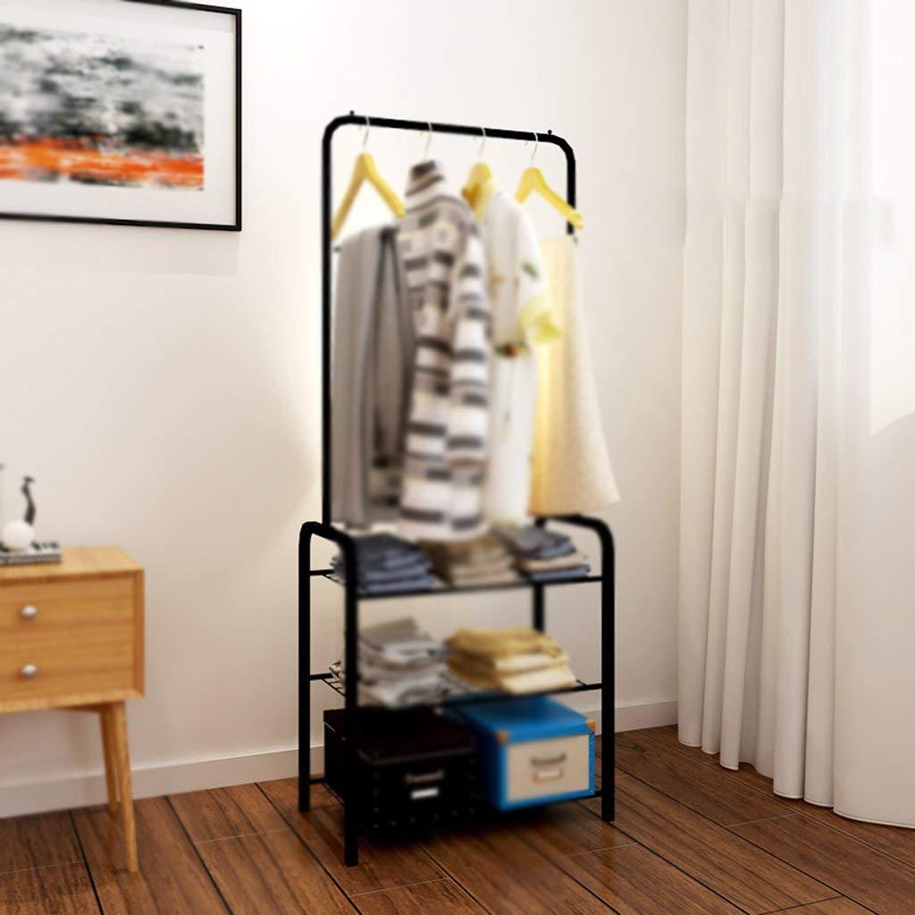 SED Coat Rack-Hanger Floor Bedroom Simple Set The Hanger Economical European Style Sturdy Space Saving Storage Rack,C by SED (Image #2)
