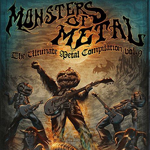 Monsters of Metal Vol. 9 (Hall...