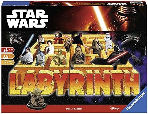 Star Wars Star Wars-00.026.666 Juego de Mesa, Multicolor, 7 ...