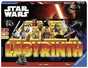 Star Wars Star Wars-00.026.666 Juego de Mesa, 7 a&ntildeos (Ravensburger 26666 1