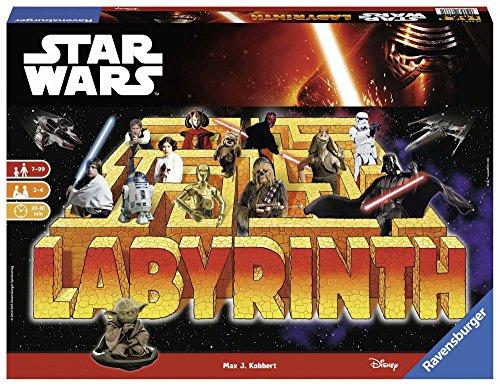 Star Wars Labyrinth Familienspiele