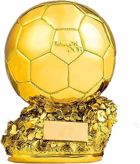 Trofeo De Oro De Fútbol, Copia Copa De Europa Trofeo Jugador del ...