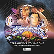 Terrahawks, Volume 1 | Jamie Anderson, Stephen La Rivière, Andrew T. Smith, Terry Adlam, Chris Dale, Mark Woollard, Gerry Anderson