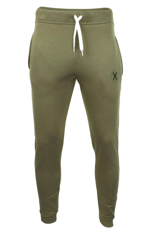 TALLA S. Xact Clothing–Pantalón de Correr para Hombre–Fabricado en Inglaterra