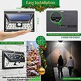 Litom-Solar-Lights-Outdoor-Wireless-24-LED-Motion-Sensor-Solar-Lights-with-Wide-Lighting-Area-Easy-Install-Waterproof-Security-Lights-for-Front-Door-Back-Yard-Driveway-Garage