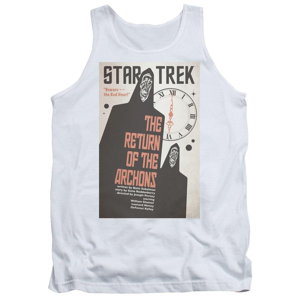 Mens TOS Episode 21 Tank Top DressCode Star Trek