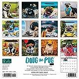 Doug the Pug 2021 Wall Calendar