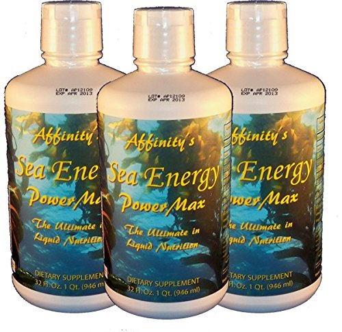 Sea Energy – Powermax Formula Three Pack