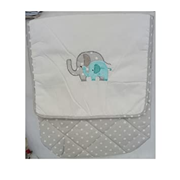 Baby Bedding Design Grün Elephant Kommode Cover Baby Bedding Design ...