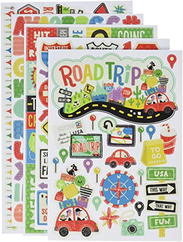 Sticko 52-60161 Road Trip Flip Pack