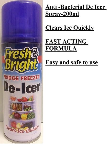Rapide Spray Limpiador de frigorífico y congelador Antibacteriano ...