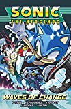 img - for Sonic the Hedgehog Vol. 3: Waves of Change book / textbook / text book