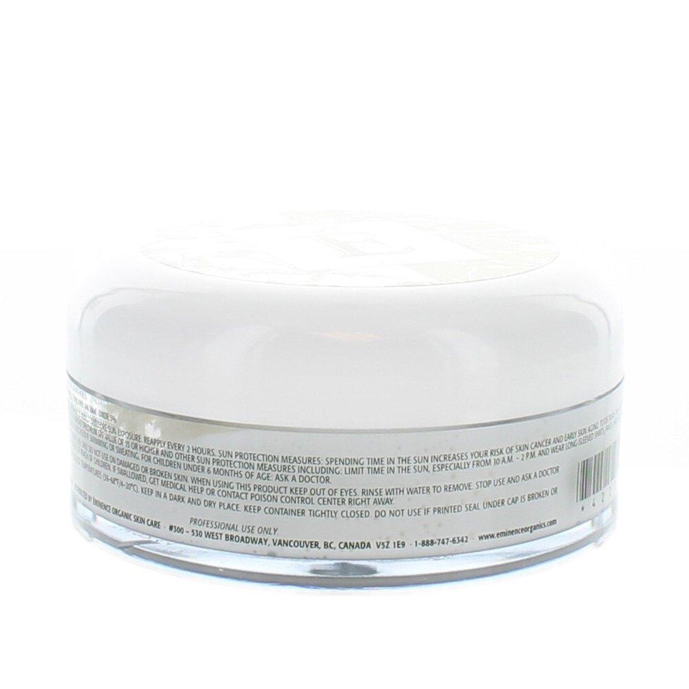 Eminence Tropical Vanilla Day Cream 4.2 oz 125 ml