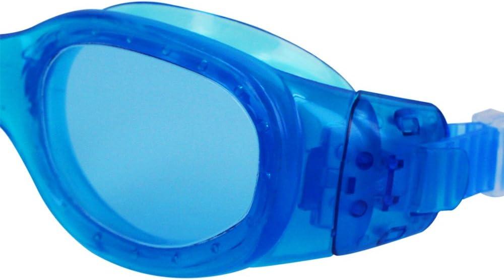 LANE4 Gafas de Nataci/ón Goggles Lentes Planas Dise/ño A/érodin/ámico Montura de una Sola Pieza Antiniebla Protecci/ón UV Anti-Rotura para Adulto Hombre y Mujer #32720