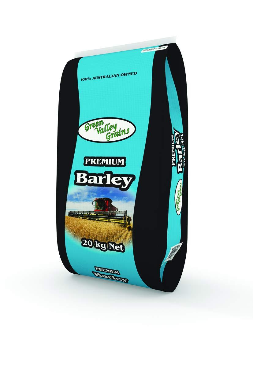 GREEN VALLEY Barley 20KG (48) (GGVB20)