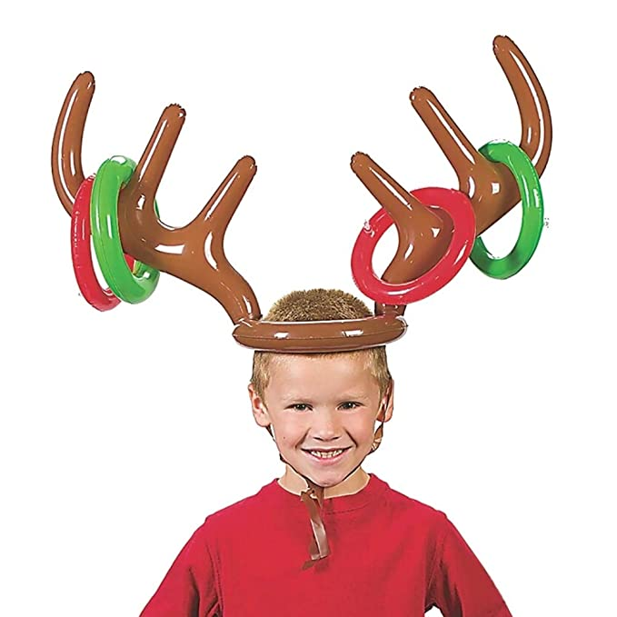 Amazon.com: wenasi Deer forma de la cabeza férula Juego Kids ...