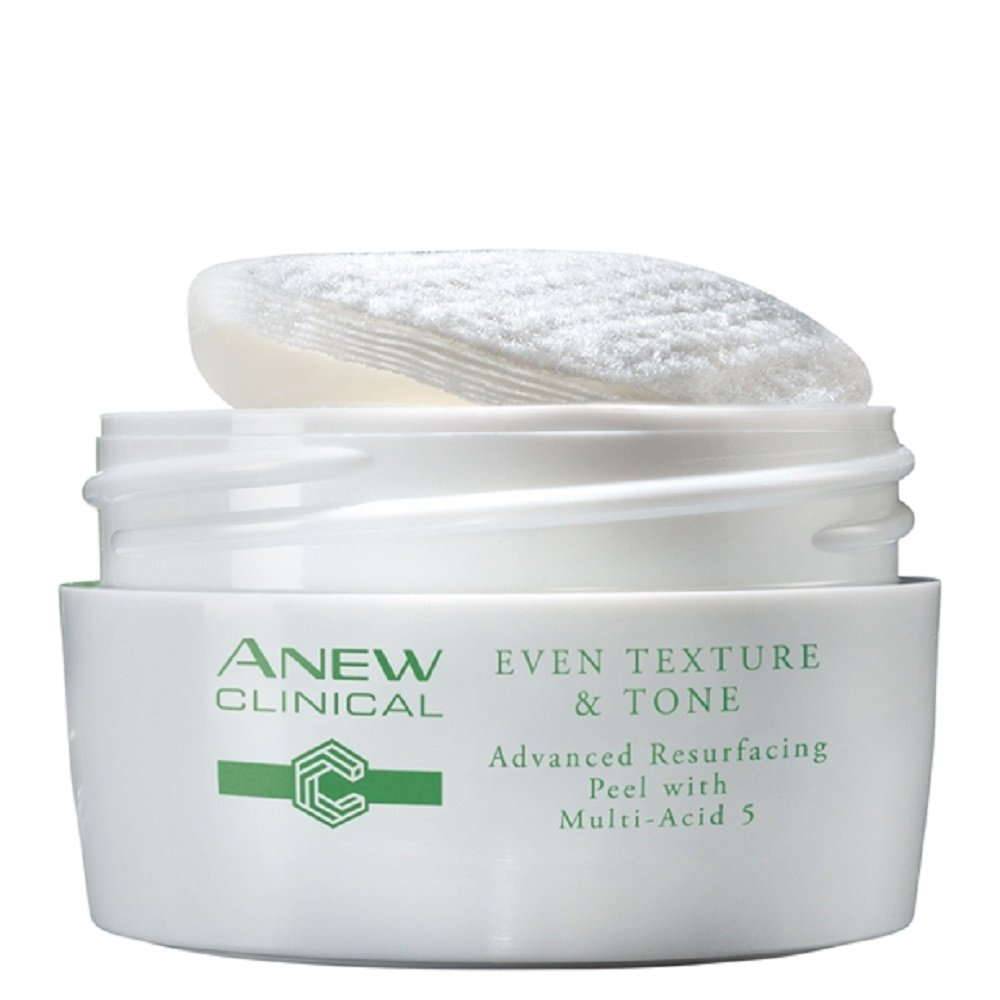 Anew Clinical Even Texture & Tone Advanced Resurfacing Peel - 30 pads Avon