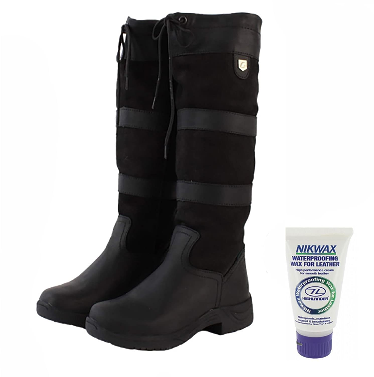 def54b9c6e3 Dublin Waterproof Leather Country River Boots - FREE NIKWAX GIFT  Sizes/Widths