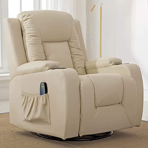 ComHoma Recliner Chair Massage Rocker