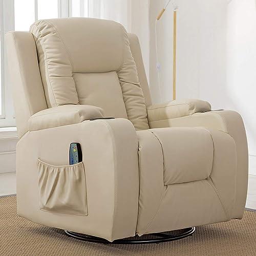 Comhoma Recliner Chair Massage Rocker