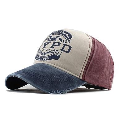 5 Paneles Hip Hop Snapback Sombreros Parejas Sombrero Hombre Mujer ...