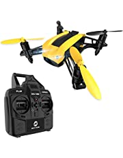 Holy Stone HS150 Mini Racing Drone RC Quadcopter RTF 2.4GHz 6-Axis Gyro with 31 mp/h High Speed, Modular Battery and Wind Resistance Headless Mode Includes Bonus Battery