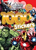 Marvel Avengers Assemble 1000 Stickers: Over 60 Activities Inside! by Parragon (2016-03-08)