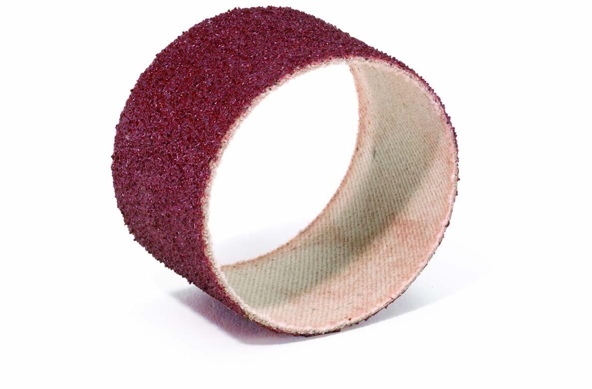 Lederg/ürtelring Abrasives verst/ärkter Korund 100/St/ück, 0.22/Euro//CAD Durchmesser 22/mm 180/Varianten, ab 0.15/Euro//CAD / /K/örnung 120 H/öhe 20/mm