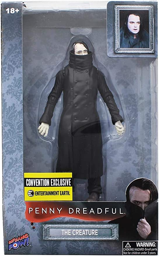 Penny Dreadful la créature 6-inch Action Figure Convention Exclusive 2400