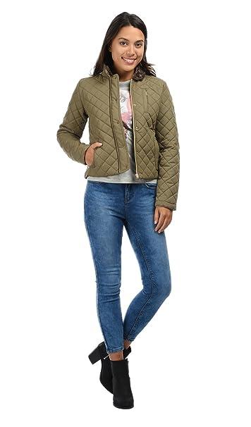 online store 10055 4915c emoi Giacca Donna Collezione Autunno Inverno: Amazon.it ...