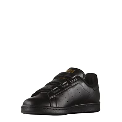 adidas STAN SMITH CF S75189 adulte (homme ou femme) Chaussures de sport, noir