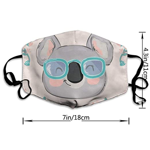 Amazon.com: Mouth Mask Anti-Dust Face Mask Custom Respirator ...