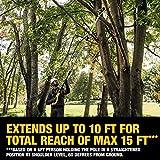DEWALT 20V MAX XR Pole Saw, 15-Foot Reach